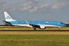 KLM Cityhopper Embraer ERJ 190-100STD PH-EZB (msn 19000235) AMS (Robbie Shaw). Image: 928433.