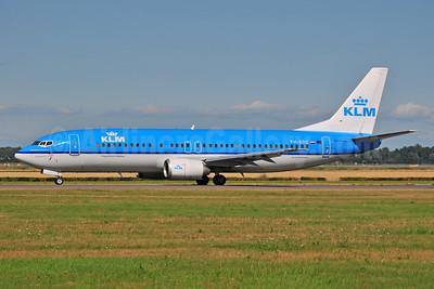KLM Royal Dutch Airlines Boeing 737-406 PH-BDZ (msn 25355) AMS (Ton Jochems). Image: 953383.
