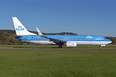KLM Royal Dutch Airlines Boeing 737-8K2 WL PH-BXG (msn 30357) ZRH (Rolf Wallner). Image: 943818.