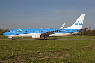 KLM Royal Dutch Airlines Boeing 737-8K2 WL PH-BGA (msn 37593) ZRH (Rolf Wallner). Image: 941678.