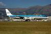 KLM Royal Dutch Airlines Douglas DC-8-53 PH-DCN (msn 45629) (Garuda stickers) HKG (Christian Volpati). Image: 900990.