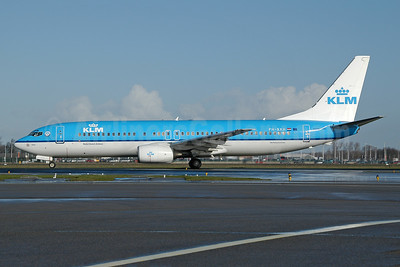 KLM Royal Dutch Airlines Boeing 737-8K2 WL PH-BXH (msn 29597) AMS (Ton Jochems). Image: 955490.