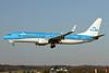 KLM Royal Dutch Airlines Boeing 737-8K2 WL PH-BXD (msn 29134) ZRH (Andi Hiltl). Image: 937639.