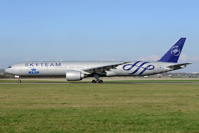 KLM Royal Dutch Airlines Boeing 777-306 ER PH-BVD (msn 35979) (SkyTeam) AMS (Ton Jochems). Image: 937447.