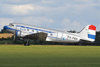 KLM-The Flying Dutchman (Dutch Dakota Association Douglas C-47A-DK (DC-3A-456) PH-PBA (msn 19434) QFO (Keith Burton). Image: 900990.