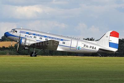 KLM-The Flying Dutchman (Dutch Dakota Association Douglas C-47A-DK (DC-3A-456) PH-PBA (msn 19434) QFO (Keith Burton). Image: 900990.