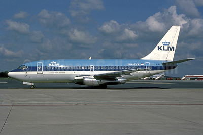 Leased from Transavia on May 16, 1988