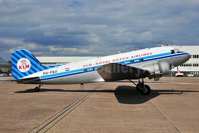 KLM Royal Dutch Airlines (Dutch Dakota Association Douglas C-47A-DK (DC-3A-456) PH-PBA (msn 19434) AMS (Ton Jochems). Image: 906776.