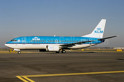 KLM Royal Dutch Airlines Boeing 737-306 PH-BDE (msn 23541) AMS (Ton Jochems). Image: 953382.