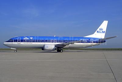 KLM Royal Dutch Airlines Boeing 737-406 PH-BTF (msn 27232) CDG (Christian Volpati). Image: 937868.