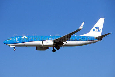 KLM Royal Dutch Airlines Boeing 737-8K2 WL PH-BGB (msn 37594) FRA (Jacques Guillem). Image: 935359.