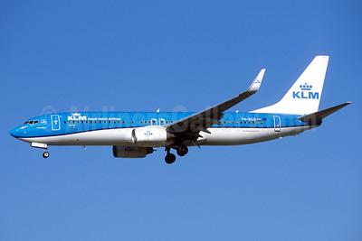 KLM Royal Dutch Airlines Boeing 737-8K2 WL PH-BGB (msn 37594) FRA (Jacques Guillem). Image: 935359.