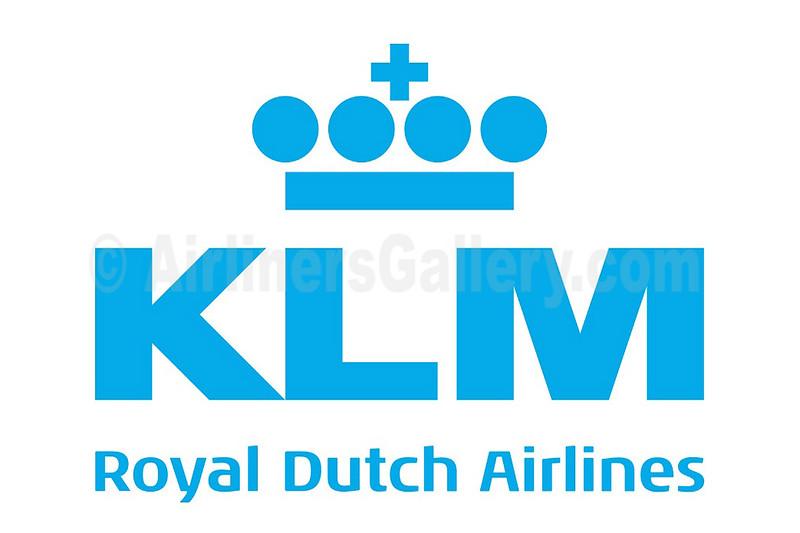 1. KLM Royal Dutch Airlines logo