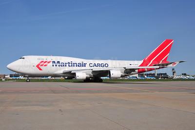Martinair Cargo Boeing 747-412 (BCF) PH-MPR (msn 24226) AMS (Ton Jochems). Image: 903093.