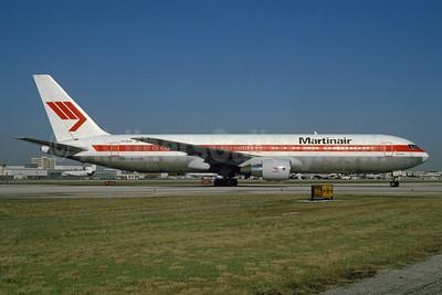 Martinair Boeing 767-31A ER PH-MCM (msn 26470) MIA (Bruce Drum). Image: 104217.