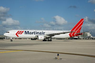 Martinair Boeing 767-31A ER PH-MCH (msn 24429) MIA (Bruce Drum). Image: 100446.