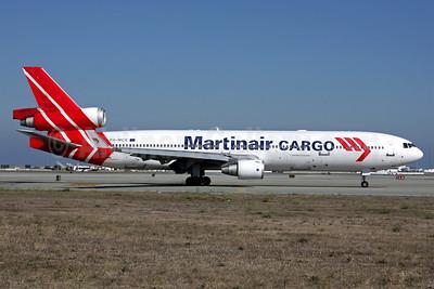 Martinair Cargo McDonnell Douglas MD-11 (F) PH-MCR (msn 48617) SFO (Mark Durbin). Image: 901600.