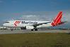 Martinair (TACA) Airbus A320-233 N464TA (msn 1353) MIA (Bruce Drum). Image: 100449.