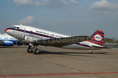 Martin's Air Charter-MAC (Dutch Dakota Association) Douglas C-47A-DL (DC-3) PH-DDZ (msn 19754) AMS (Ton Jochems). Image: 953772.