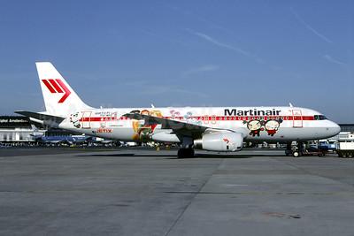 "Martinair's 2007 ""Jetix"" special livery"