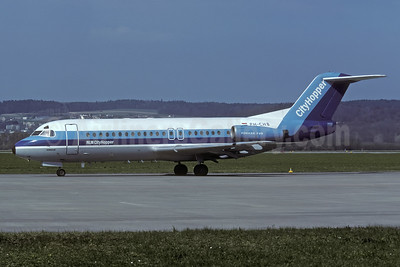 KLM CityHopper Fokker F.28 Mk. 4000 PH-CHB (msn 11138) ZRH (Rolf Wallner). Image: 935972.
