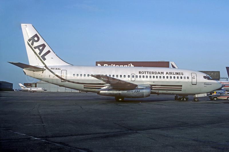 "Named ""Delfshaven"", leased from TEA on November 1, 1983"