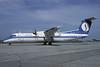 SABENA-Belgian World Airlines-Schreiner Airways Bombardier DHC-8-311 PH-SDI (msn 216) (Richard Vandervord). Image: 907683.