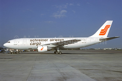 Schreiner Airways Cargo Airbus A300B4-203 (F) PH-SFM (msn 274) AMS (Christian Colopati Collection). Image: 913929.