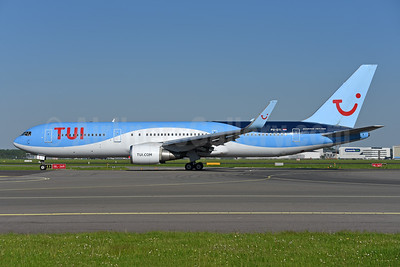 TUI Airlines (Netherlands) Boeing 767-304 ER WL PH-OYI (msn 29138) AMS (Ton Jochems). Image: 941836.