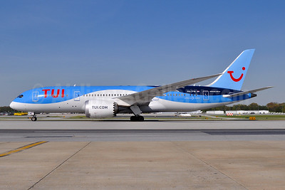 TUI Airlines (Netherlands) Boeing 787-8 Dreamliner PH-TFM (msn 36429) BWI (Tony Storck). Image: 941798.