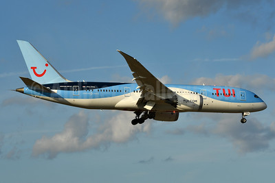 TUI Airlines (Netherlands) Boeing 787-8 Dreamliner PH-TFK (msn 36427) SFB (Ken Petersen). Image: 936543.