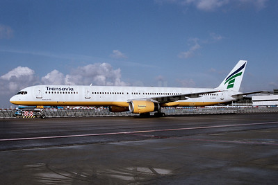 Leased from Thomas Cook Airlines on March 31, 2003