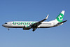 Transavia Airlines (Netherlands) Boeing 737-8K2 WL PH-HZD (msn 28376) PMI (Javier Rodriguez). Image: 934188.