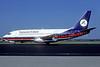 Transavia Holland Boeing 737-2A3 PH-TSA (msn 22738) (PLUNA colors) AMS (Christian Volpati Collection). Image: 939046.