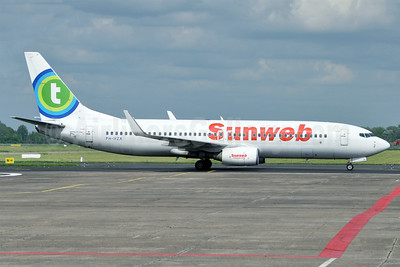 Sunweb (Transavia Airlines) (Transavia.com) (Netherlands) Boeing 737-8K2 WL PH-HZX (msn 28248) RTM (Karl Cornil). Image: 911853.
