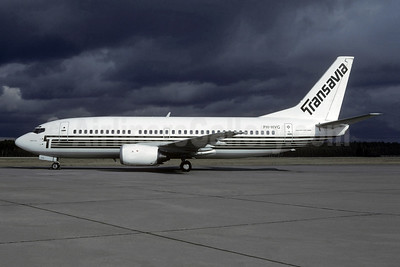 Transavia Airlines (Netherlands) Boeing 737-3K2 PH-HVG (msn 23412) NUE (Christian Volpati Collection). Image: 953809.