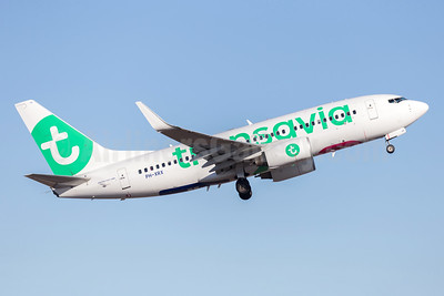Transavia Airlines (Netherlands) Boeing 737-7K2 WL PH-XRX (msn 33464) ARN (Stefan Sjogren). Image: 941416.