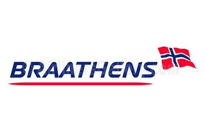 1. Braathens logo