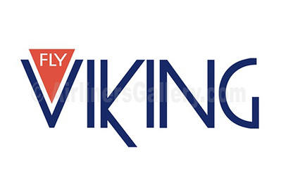 1. FlyViking logo