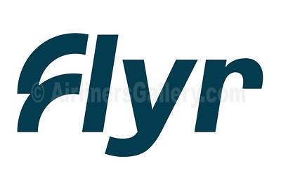 1. Flyr logo