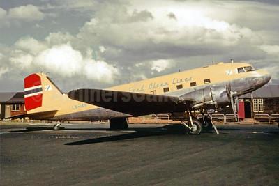 Fred Olsen Lines Douglas C-47A-DL (DC-3) LN-IAS (msn 19458) NCL (Christian Volpati Collection). Image: 921226.