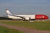 Norwegian Air Shuttle (Norwegian.com) (Norwegian Long Haul) Boeing 787-9 Dreamliner EI-LNJ (msn 37308) (Ole Bull) PAE (Nick Dean). Image: 932448.
