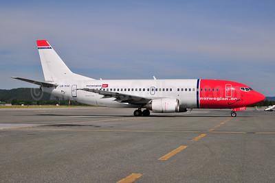 Norwegian Air Shuttle (Norwegian.no) Boeing 737-33A LN-KKE (msn 27285) TRD (Ton Jochems). Image: 955553.