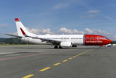 Norwegian Air Shuttle (Norwegian.com) Boeing 737-8JP WL LN-NGQ (msn 39027) TRD (Ton Jochems). Image: 955548.
