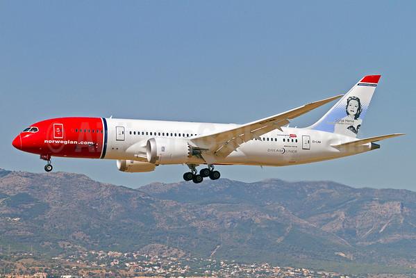 Sonja Henie norwegian fly