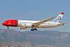 Norwegian Air Shuttle (Norwegian.com) (Norwegian Long Haul) Boeing 787-8 Dreamliner EI-LNA (msn 35304) (Sonja Henie) AGP (Stefan Sjogren). Image: 913038.