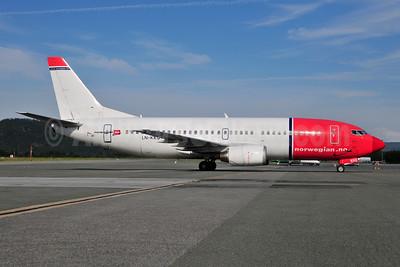 Norwegian Air Shuttle (Norwegian.no) Boeing 737-36Q LN-KKQ (msn 28658) TRD (Ton Jochems). Image: 955554.