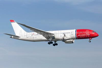 Norwegian Air Shuttle (Norwegian.com) (Norwegian Long Haul) Boeing 787-8 Dreamliner EI-LNC (msn 34795) ARN (Stefan Sjogren). Image: 923151.