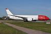 Norwegian Air Shuttle (Norwegian.com) (Norwegian Long Haul) Boeing 787-8 Dreamliner LN-LNC (msn 34795) LGW (Robbie Shaw). Image: 932744.