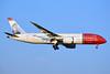 Norwegian Air Shuttle (Norwegian.com) (Norwegian Long Haul) Boeing 787-8 Dreamliner LN-LNG (msn 35314) (Edvard Munch, Norwegian Artist) JFK (Jay Selman). Image: 403294.